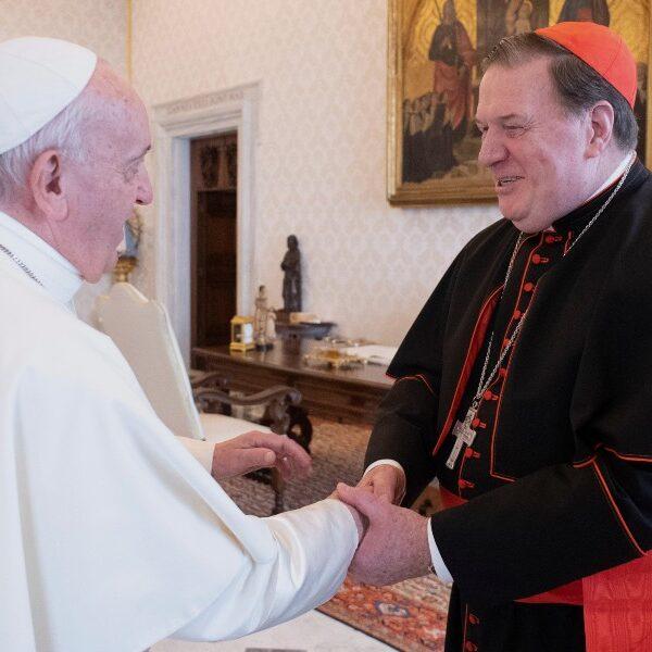Pope taps Newark cardinal as member of Congregation for Bishops