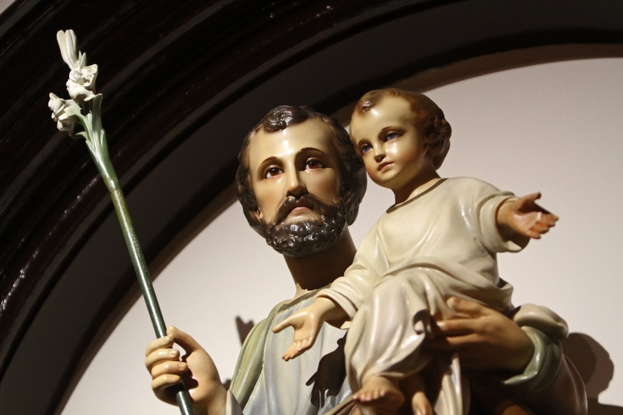 Baltimore-based Josephites, zealous promoters of devotion to St. Joseph, elated by year dedicated to the saint