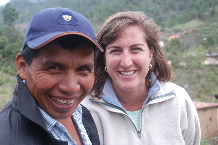 Social Ministry honoree brings Latin America experience to migrant issues