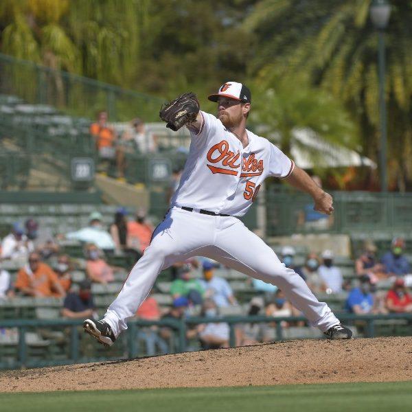 Loyola Blakefield grad Zimmermann earns spot in Orioles' rotation