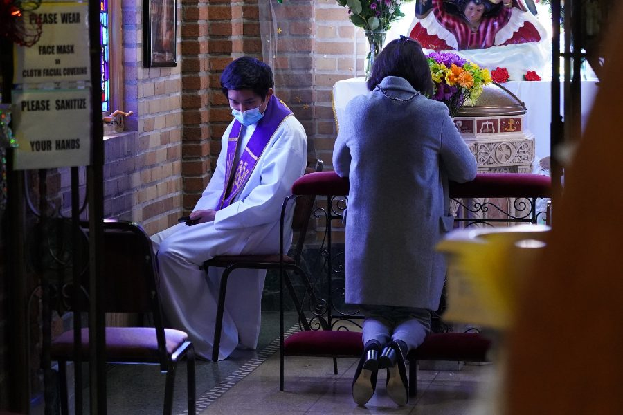 Vatican says general absolution still permissible during pandemic