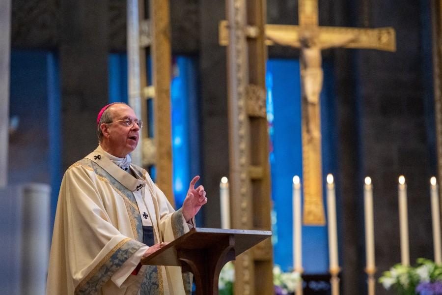 RADIO INTERVIEW: Archbishop Lori on Easter, Evangelization and the Eucharist