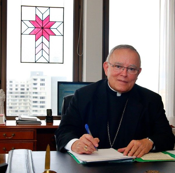 Archbishop Chaput's book tackles things 'Christians should be willing to die for'