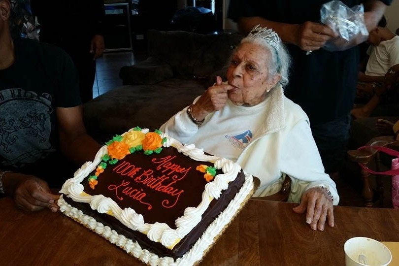At 105, Catholic woman beats COVID-19 with a lot of faith and a little gin