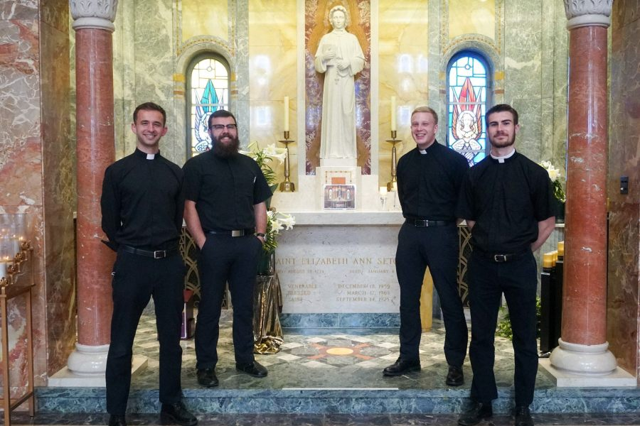 Seton Shrine prayer hotline spurred by pandemic is so successful, it'll continue