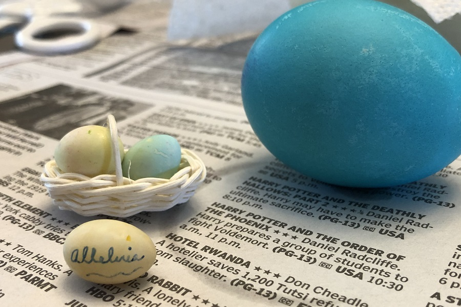 Haiku Highlights from Easter (7 Quick Takes)