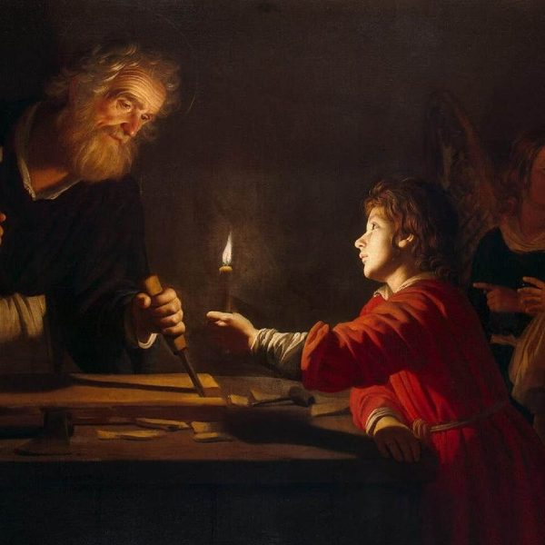 Celebrating St. Joseph the Worker – and all workers