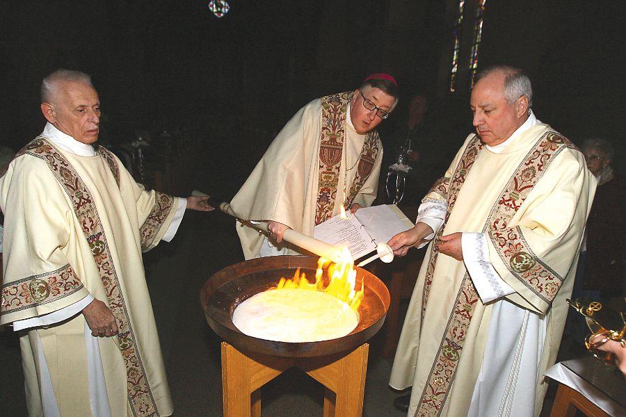 Deacon John Langmead, dedicated St. Rita's pastoral life director, dies at 77
