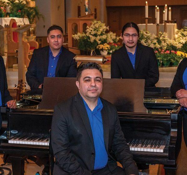 Cockeysville choir records musical tribute to 'blessed' namesake saint