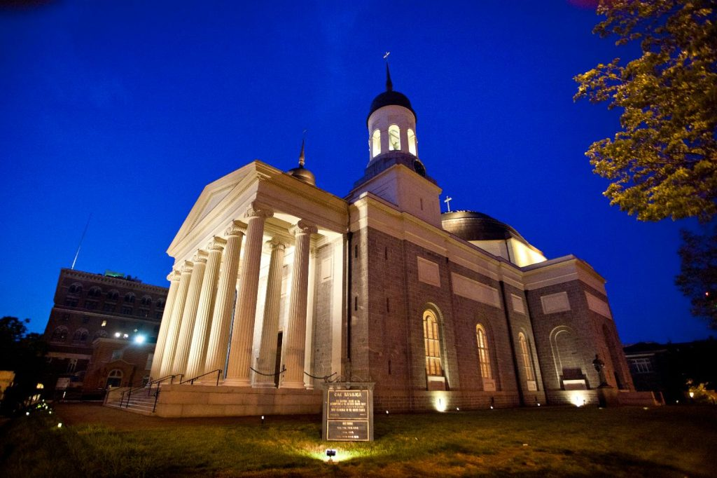 RADIO INTERVIEW: A look at the Baltimore Basilica's architecture and upcoming perpetual adoration
