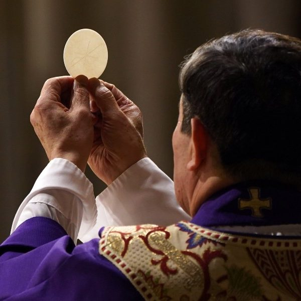 San Diego bishop: Don't weaponize the Eucharist for political ends