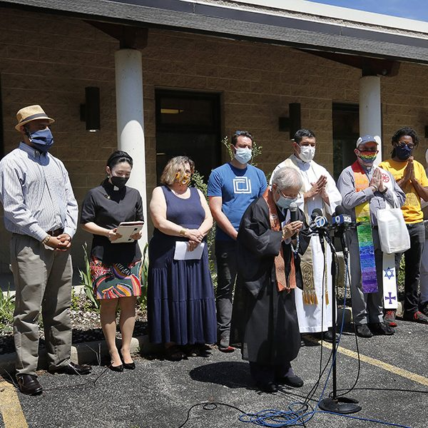 Chicago interfaith leaders decry violence against Asian Americans