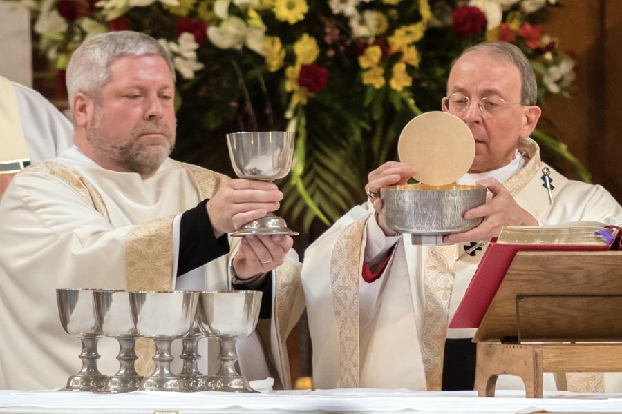 Archdiocese of Baltimore to launch Year of Eucharist to help 'Encounter Christ's Presence'