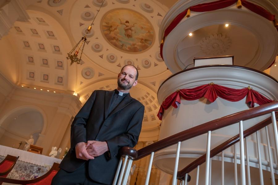 Baltimore Basilica looks to next 200 years