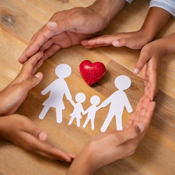 The brave love of fostering and adoption