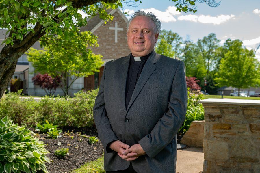 Deacon Kady's path to priesthood included Saudi Arabia, footsteps of St. Paul