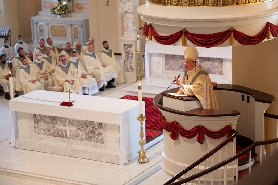 Baltimore Basilica marks bicentennial with new perpetual adoration chapel