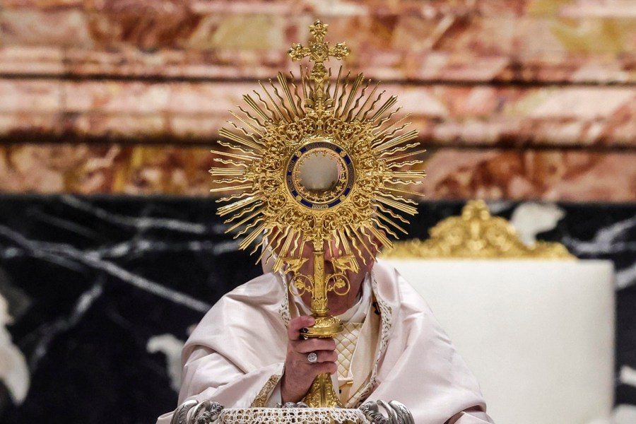 RADIO INTERVIEW: The Year of the Eucharist