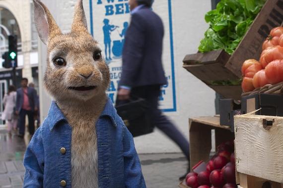 Movie Review: 'Peter Rabbit 2: The Runaway '