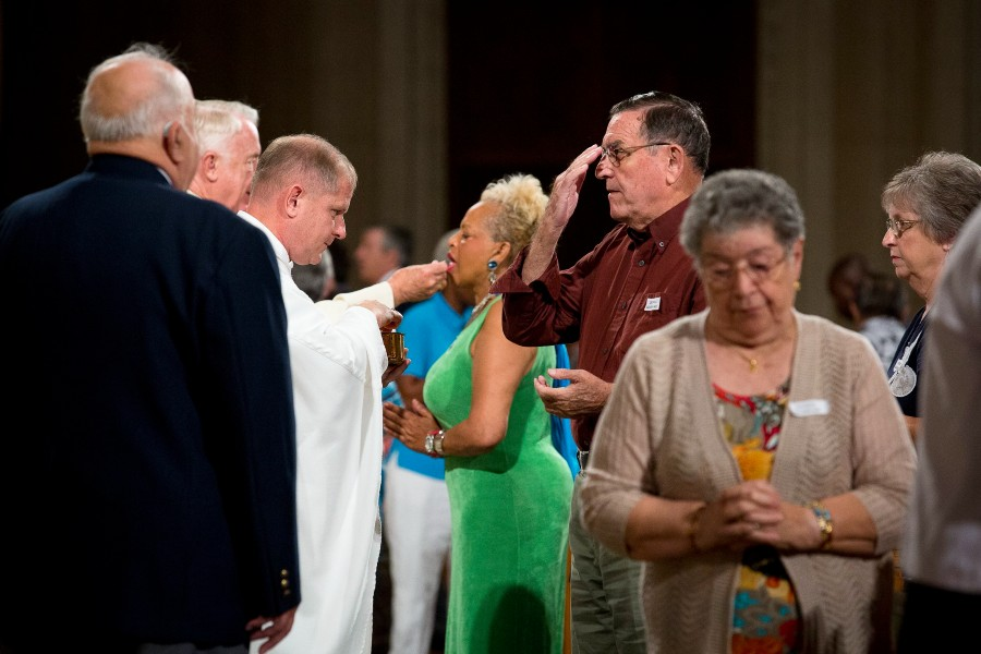 Bishops vote to draft teaching document on the Eucharist