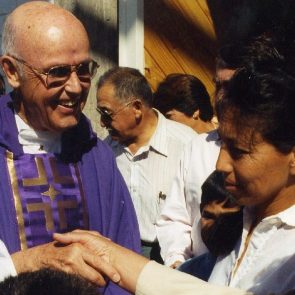 Father Lawrence Schanberger, Baltimore native who worked with St. Teresa of Kolkata, dies at 98
