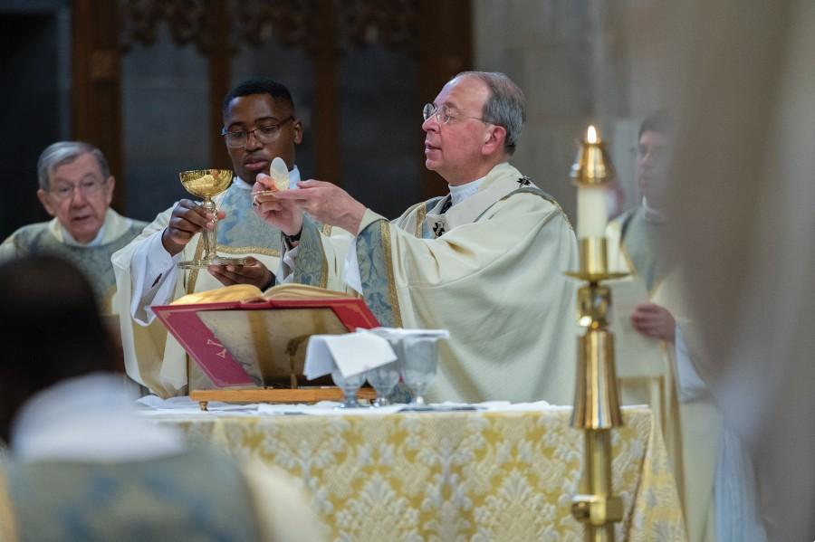 Eucharist: Sacrament of unity
