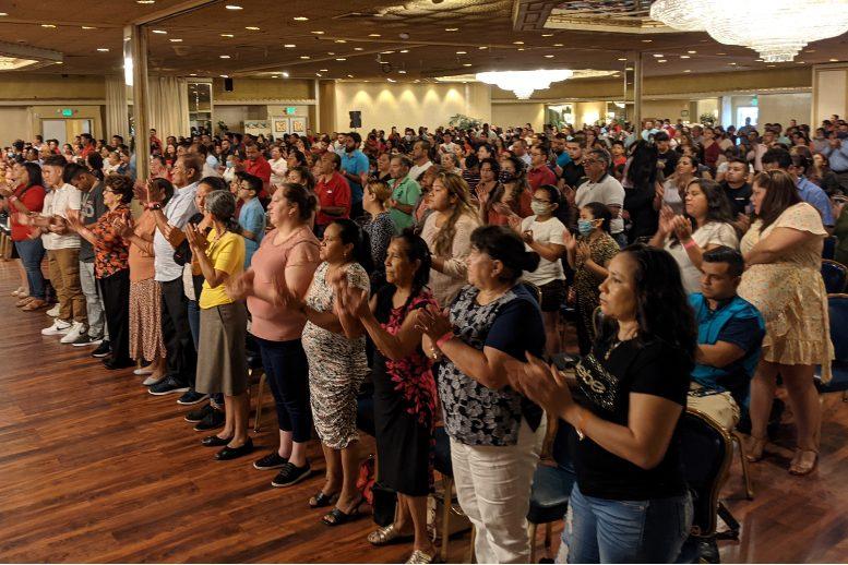 Catholic Hispanics go back to their first love