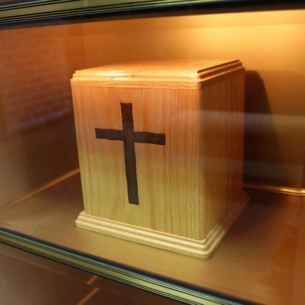 Religious items and later use/Cremation ashes as fertilizer?