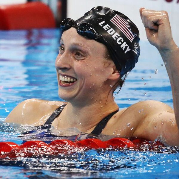 Maryland parish, Catholic schools rooting for their own Olympic swimmers