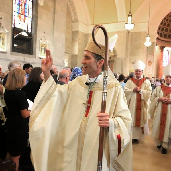 Archbishop Lori ordains and installs new bishop for Diocese of Wilmington