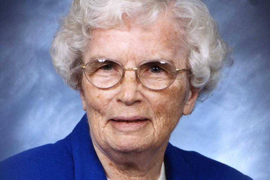Sister Katherine Ann Durney, C.B.S., nursed in Baltimore Archdiocese, dies at 97
