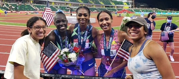 Mount de Sales' Whittaker will keenly watch peers run in Tokyo Olympics