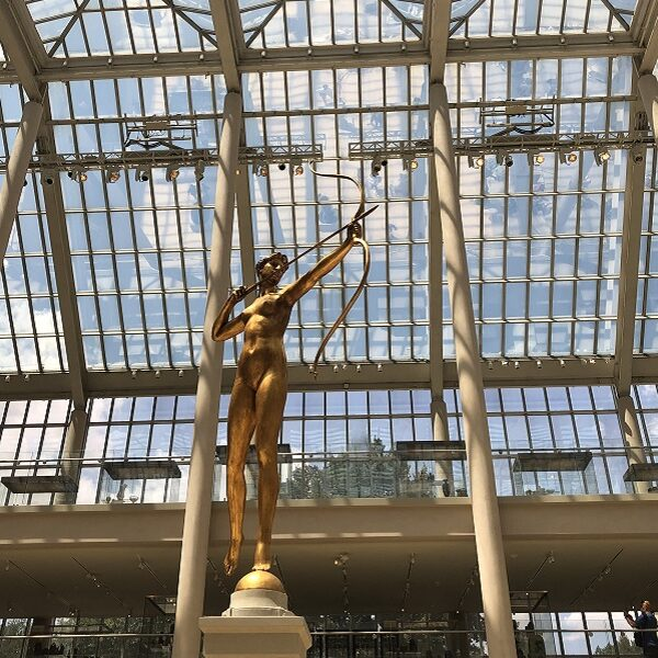 That time we met the Met, my birthday, and more (7 Quick Takes)