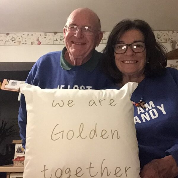 Married 50 years, Towson grandparents are rooted in faith