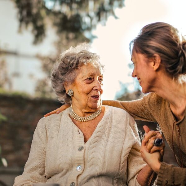 A call to give the elderly the care and attention they deserve