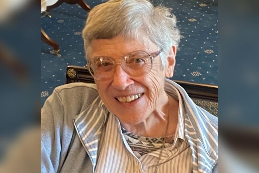 Sister Mary Brendan Conlon, OSU, served in hometown of Cumberland