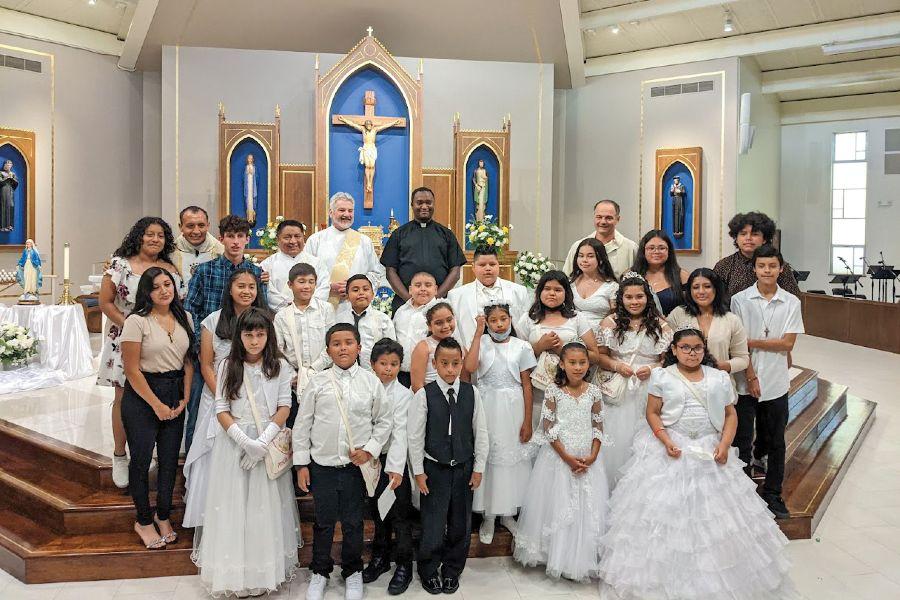 Booming Hispanic ministry in Lansdowne adds to pastorate
