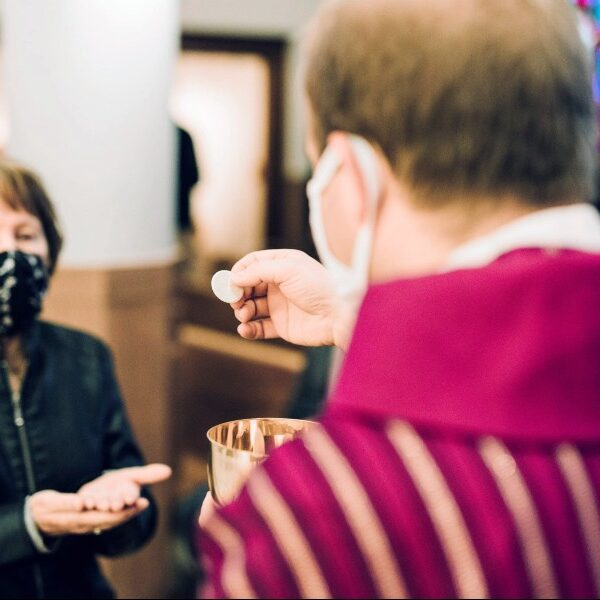 Eucharistic renewal is already an ongoing movement
