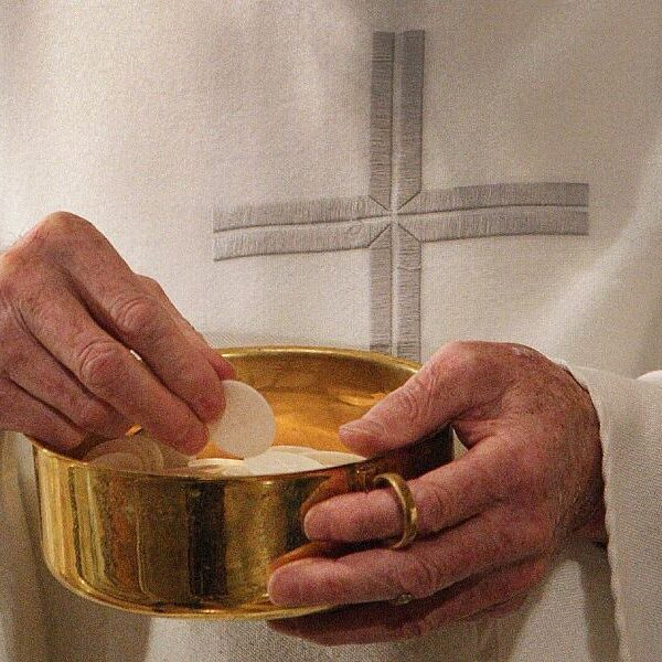 Divorce and the Eucharist/Long-haired priest