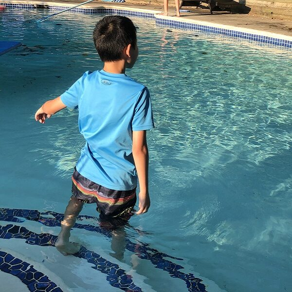 Pool time, avocado toast, thunderstorms and more (7 Quick Takes)