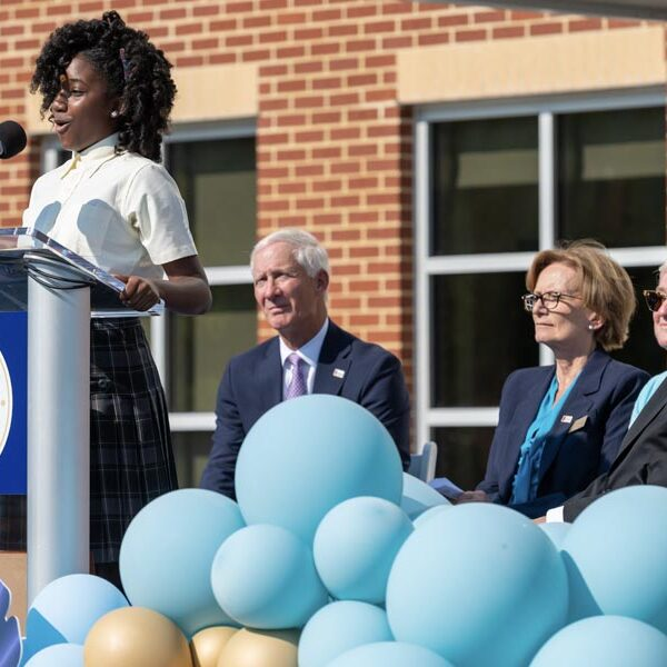 Archdiocese blesses new Catholic school in Baltimore City