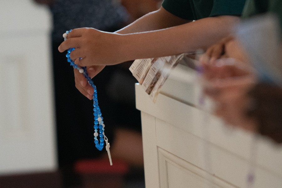 Rosary Congress to kick off with 4.7-mile walk in Baltimore
