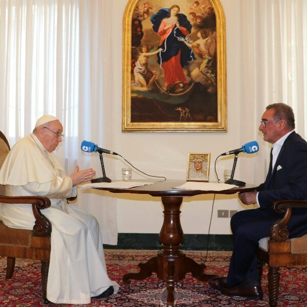 After Afghanistan withdrawal, pope denounces attempts to impose democracy