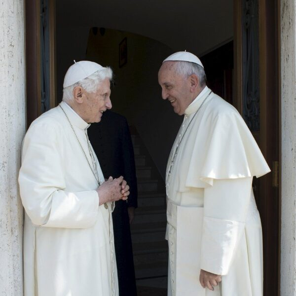 Where Peter is: Canonists tackle regulating papal resignation, impeded See
