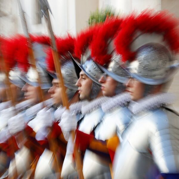 New Swiss Guard barracks will allow room for families, maybe female guards