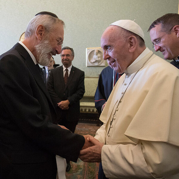 Vatican publishes letters to rabbis emphasizing pope's respect for Judaism