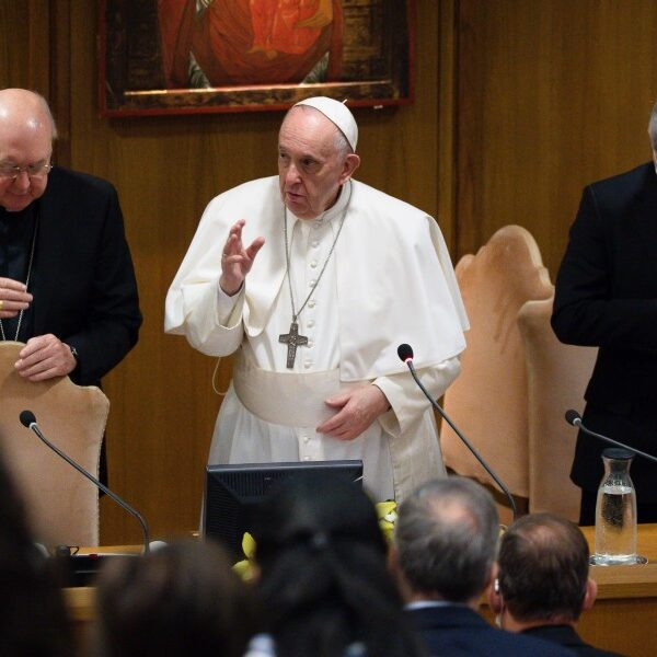 Leadership is distorted by thirst for power, betraying charism, pope says