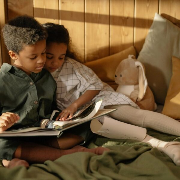 RADIO INTERVIEW: How to encourage your children to read