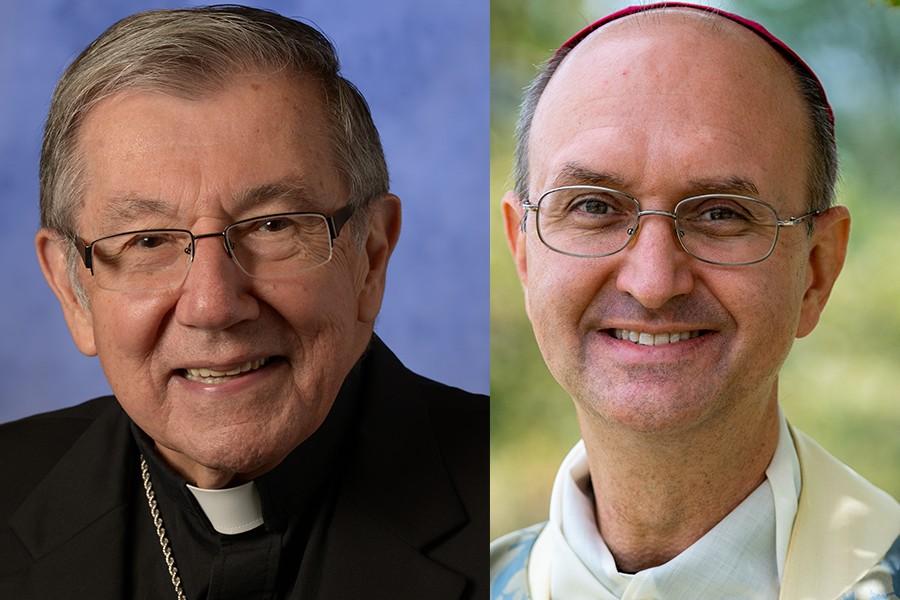 El Obispo Madden dejará de servir como Vicario Urbano y le reemplazará el Obispo Lewandowski