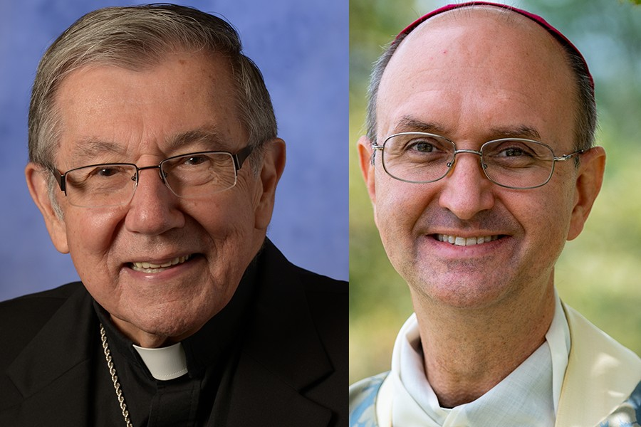 Bishop Madden will step down as urban vicar, Bishop Lewandowski to succeed him
